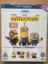 Minions ~ 2014 Universal Gru,mi Villano Favorito Animación Película Ru Blu-Ray