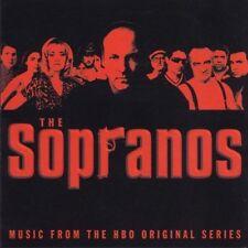 The Sopranos [Soundtrack]  [CD] Mafia NEU