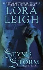 A Novel of the Breeds: Styx's Storm Bk. 22 by Lora Leigh (2010, Paperback)