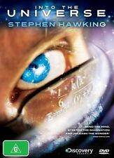 Into The Universe With Stephen Hawking (DVD, 2010) - Region 4