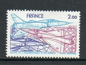 FRANCE MNH 1981 SG2419 AIR - 34TH INTERNATIONAL AERONAUTICS AND SPACE EXHB