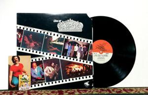 Live at Rick's - Red Norvo, Urbie Green, Dave McKenna, Buddy Tate - 1979 LP - NM