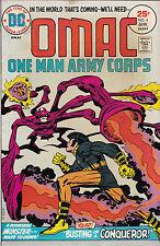 DC Comics! OMAC! Issue 4!