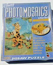 Disney Tigger Photomosaics Jigsaw Puzzle 1000 Piece Winnie The Pooh New Sealed