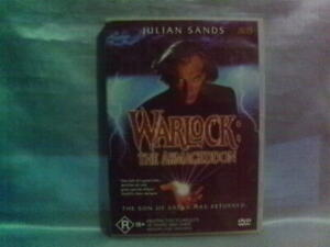 Warlock - The Armageddon DVD