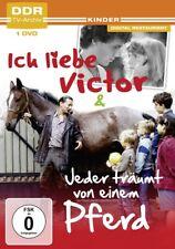 Ich liebe Victor / Jeder träumt von einem Pferd DVD (DDR-TV-Archiv) NEU OVP