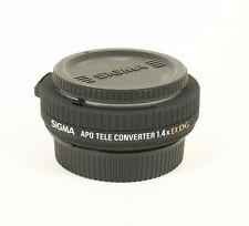 Sigma Apo Tele Converter 1.4x DG EX für Nikon, gebraucht