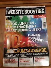 Zeitschrift: Website Boosting, Jubiläumsausgabe