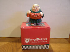 Dept. 56 Merry Makers Godfrey the Gatherer  Retired 1996 NIB 93807