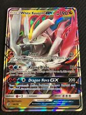 Pokemon : SM DRAGON MAJESTY WHITE KYUREM GX 48/70 ULTRA RARE