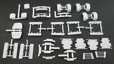 1:87 EM1063 Herpa Bastelteile weiß für versch. LKW  für Umbau Eigenbau