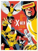 X-Men Children Of The Atom Michael Cho Mondo Print Poster Art SDCC IN HAND