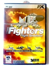 Strikers Flight Simulator PC Nuevo New Sealed Precintado Videojuego Videogame SP