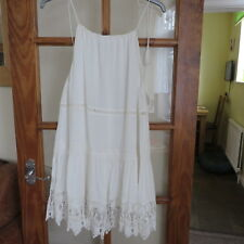 Jovonna Ivory Lace Insert dress size 10 RRP £60 BNWT