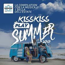 ARTISTI VARI KISS KISS PLAY SUMMER 2019 DOPPIO CD NUOVO SIGILLATO