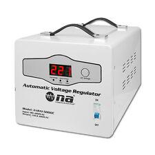 Nippon America 5000W Automatic Voltage Regulator AVRAI-5000C Toroidal Transforme