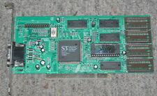 S3 Virge/DX 86C375 FVGAP-S34.2E 2MB PCI VGA card - FULL WORK, TESTED