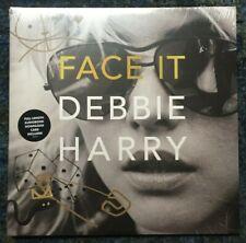 Debbie Harry - Face It - 2xLP vinyl audiobook - BRAND NEW Book Store Day Blondie