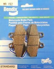 Pastilla de freno Bendix scooter Gilera 125 Runner 1997 MA152 Nuevo par placa