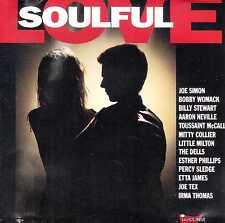 Various Artists - Soulful Love (1989) CD Album