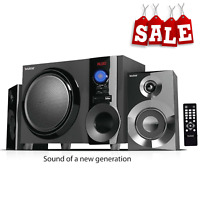 Home Theater System Smart TV Speakers Surround Sound Wireless Bluetooth USB New
