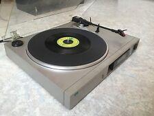 10 Watts SANSUI P-D11 automatic drive Turntable Vinyl Plattenspieler Audio HIFI