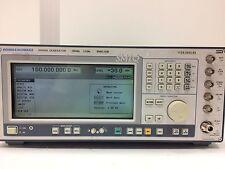Rohde & Schwarz SMIQ03B Signal Generator 300kHz - 3.3GHz opt B10 B11 B12