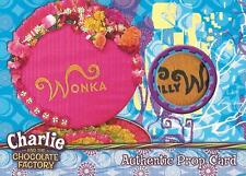 "Charlie & the Chocolate Factory - ""Wonka Chocolate Box"" Prop Card #290/390"