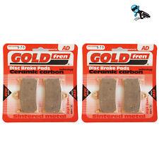 Goldfren AD Front Brake Pad Set Yamaha XJR 1300 03-12