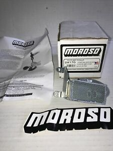 Moroso 24170 Oil Pump Pickup