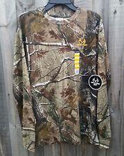 Realtree AP Camo Hunting Shirt Long Sleeve - LARGE