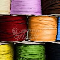 Continuous zipper zip nylon chain coil size No.4 various color + sliders AQZ+AQP