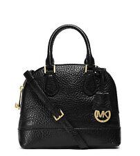 NWT Michael Kors Handbag Smythe Small Pebbled Leather Satchel, Shoulder Bag $248