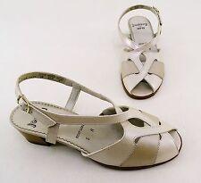 Damen-Sandalen & -Badeschuhe mit Blockabsatz ara ohne Muster