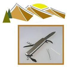 Praktisches Taschenmesser mit 7 Funktionen (Klappmesser / Multifunktionmesser)