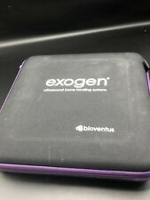 Bioventus Exogen Ultrasound Bone Healing Machine And Carry Case