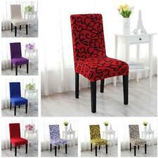 Stretch Chair Seat Cover Slipcover Case Wedding Party Banquet Dining Decor BS