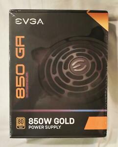 eVGA 850 GA SuperNova 80+ Gold Fully Modular Power Supply 220-GA-0850-X1