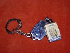 Porte-clé Keychain Coupe-ongle Biscottes CORVISART Vintage Made in JAPAN NIKKEN