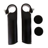 Aluminum Alloy Cycle Bike Handlebar End Grips for 22.2mm Bicycle Handle Bars