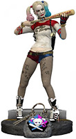 """Harley Quinn 12"""" Action Figure Suicide Squad DC Comics Collectible Doll Statue"""