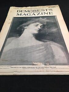 Demorests Family Magazine January 1899 Vol 35 No 2 Quaker Oats Jesus