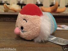 "Disney Store Peter Pan Tinker Bell Smee Mini Tsum Tsum 3.5"" Authentic NWT"