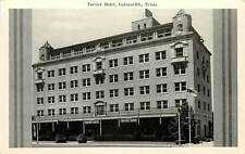 Texas, Tx, Gainesville, Turner Hotel 1940's Postcard