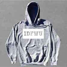 Mens IDFWU Hoodie 4 Air Jordan Future Cool Grey 9 11 12 Wolf Grey 3 5 Baron 13s