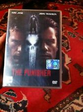 AAA The Punisher (2004) DVD nuovo incellofanato Marvel John Travolta