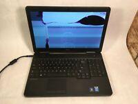 """Dell Latitude E5540 15.6"""" Laptop Intel Core i3-4010U 1.7GHz - CRACKED -RR"""
