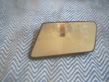 NOS 1985 - 1988 FORD THUNDERBIRD MERCURY COUGAR LH MIRROR GLASS ASBY