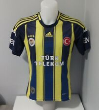 Maglia Calcio FENERBAHCE football shirt  Trikot camiseta maillot Adidas 2012/13
