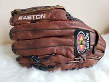 "Easton NAT 71 12 3/4"" Natural Softball Leather LHT VRS Gel pad Baseball Glove"